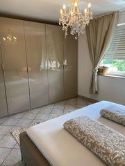 Schlafzimmer mit Swarovski Elementes