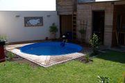 Pool mit Sandfilteranlage zu verschenken