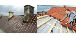 Dachdecker Dach Reparieren