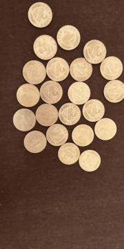 Ankauf von Silbermünzen
