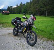 Verkaufe Yamaha Xt660z tenere - fernreiseumbau