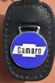 Alter CAMARO Schlüsselanhänger-SS350-SS327-Z28-LT-RT
