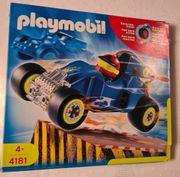 Playmobil 4181 Blauer Miniflitzer mit