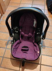 Babyschale Kindersitz Autositz Kiddy Evolution