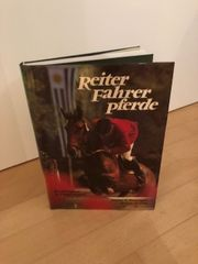 Bildband Reiter Fahrer Pferde WIE