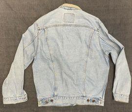 Herrenbekleidung - Vintage Levi s Biker Jacke