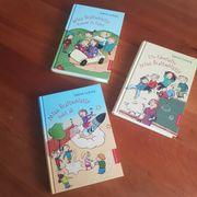 Kinderbuch Miss Braitwhistle 3 Bände