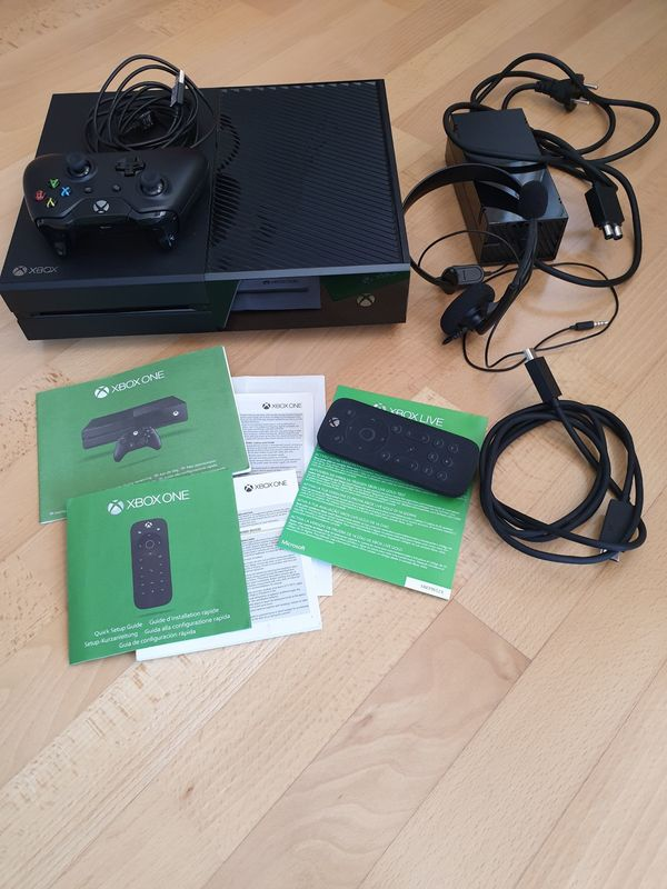 Xbox One Black 1 TB