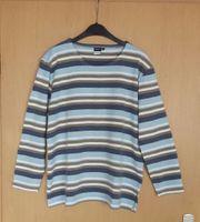 Pullover blau gestreift Größe M