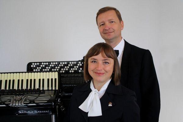 Akkordeon Bandoneon Klavier Unterricht u