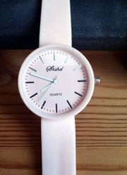 Damen Armbanduhr Fashion Pink