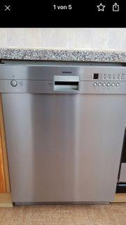 Spülmaschine von Siemens