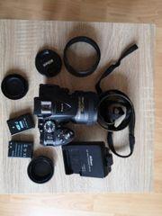 Nikon d5300 mit Nikon 50mm