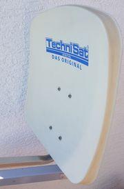 Sat-Anlage TechniSat DigiDish Single-LNB mit