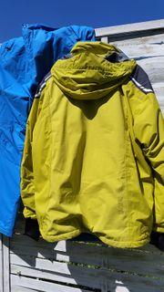 Ski Anzug Herren Jacke und