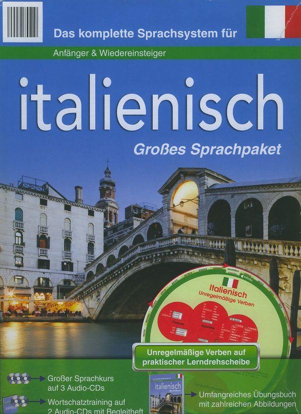 Italienisch - Großes Sprachpaket