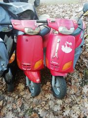 Piaggio Mofa und Roller