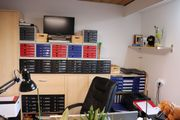 Komplette Büroeinrichtung
