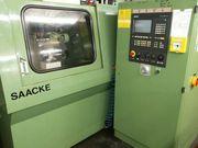 SAACKE Werkzeugschleifmaschine UWIA-CNC Bj 1991