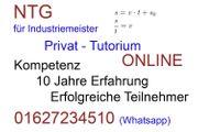 Industriemeister BQ Video-Prüfungsvorbereitung NTG