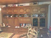 Wohnzimmer Eiche rustikal