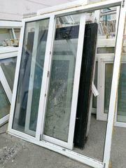 8 Balkontüren mit Seitenteil 175