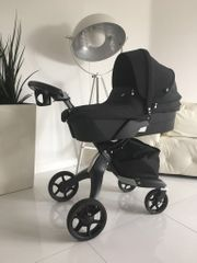 Stokke V5 Black Edition Kinderwagen