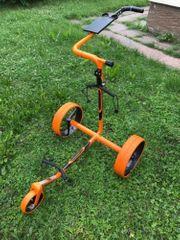 JuCad Carbon travel orange incl