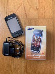 Samsung Champ Deluxe Handy wie