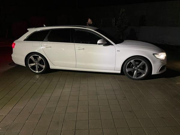 Audi A6 4G 3 0tdi