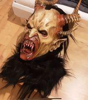Krampus Maske Prechten