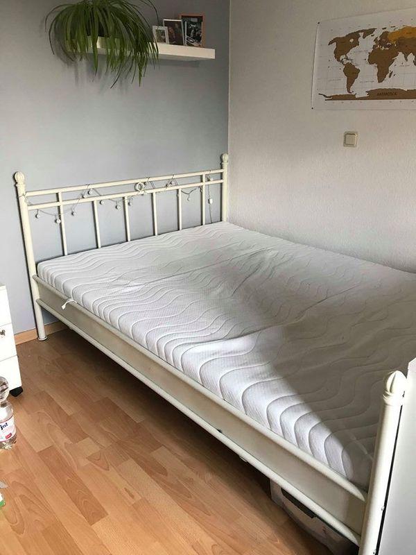 Französisches Bett günstig gebraucht kaufen - Französisches Bett ...