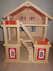 Puppenhaus Holzhaus