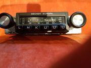 Radio für Oldtimer