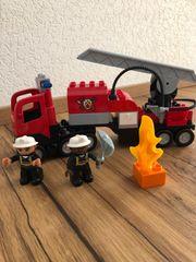 Lego Duplo Feuerwehrlöschzug 4977