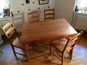 Tisch 4 Stühle Jokkmokk IKEA