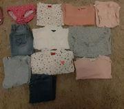 Mädchen Kleidungspacket