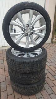 Mazda 3 Alufelgen