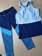 26 Teile Mädchenkleidung Gr 122