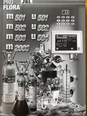 JBL ProFlora M502 CO2-Anlage