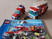 Lego Feuerwehrset