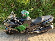 Kawasaki ZZR1400 Motorrad