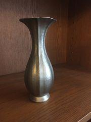 Zinn Vase