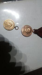 Zwei Orden von Kaiser Franz