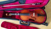 Halb Geige für Schüler