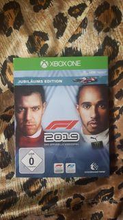 Xbox One Spiel F1 2019