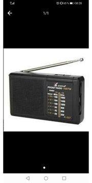 Knstar k-257 Retro Mini Radio