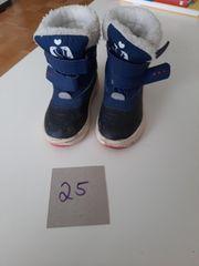Schuhe Größe 25