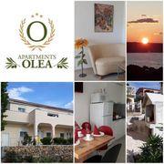 Urlaub in Kroatien - Apartments Olea
