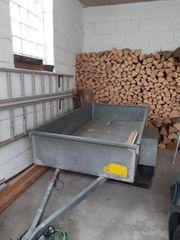 PKW Anhänger 600 kilo